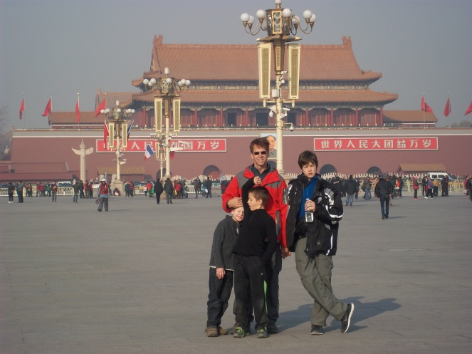Tiananmen Square  Beijing, China.JPG