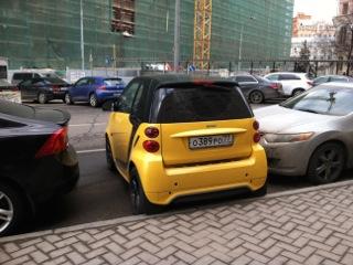 parking Russ.