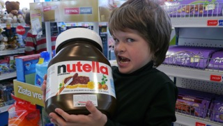 Colton Nutella