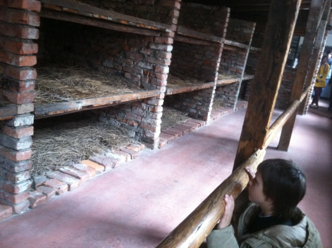 Auschwitz bunkers
