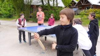 Trenton ping pong