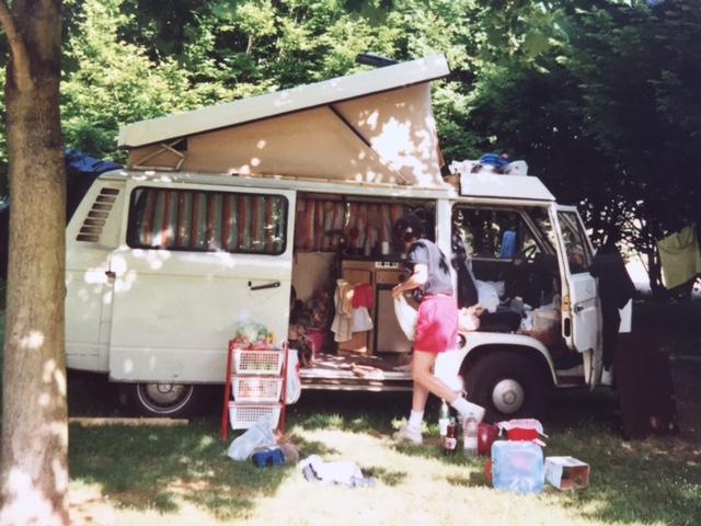 DR campsite