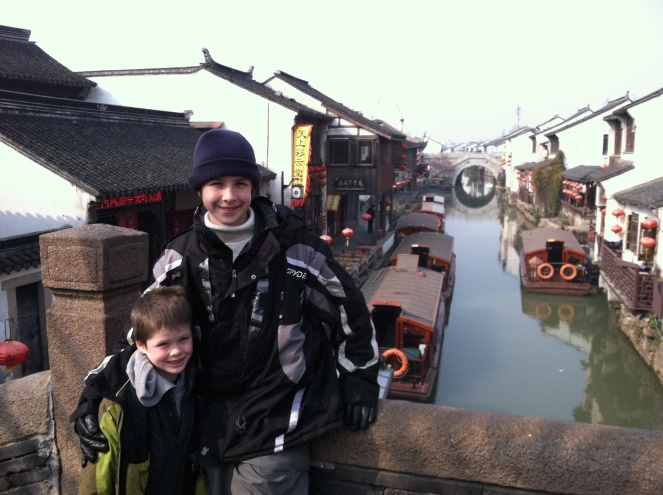 Boys Suzhou