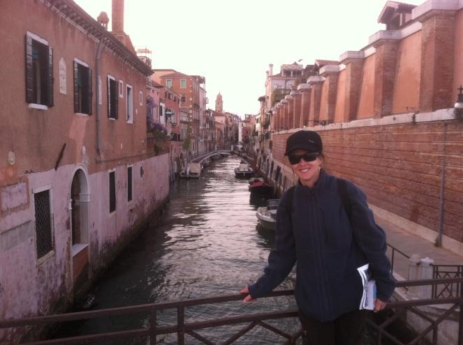 Dawn Venice