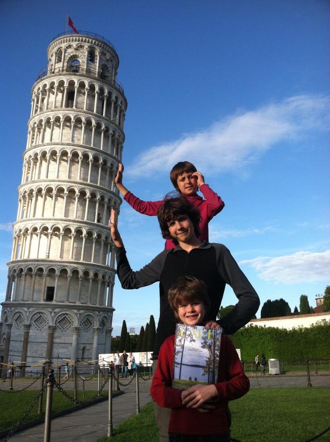 Pisa boys