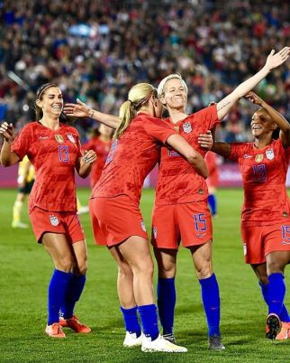 USA womens soccer 2019