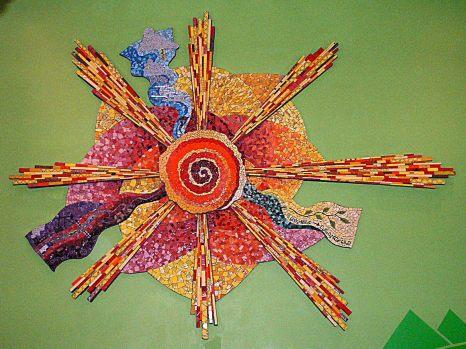 ryan shines mosaic